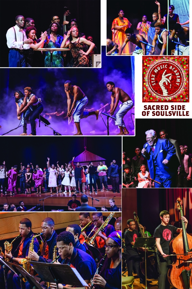 "Images from ""The Sacred Side of Soulsville"""