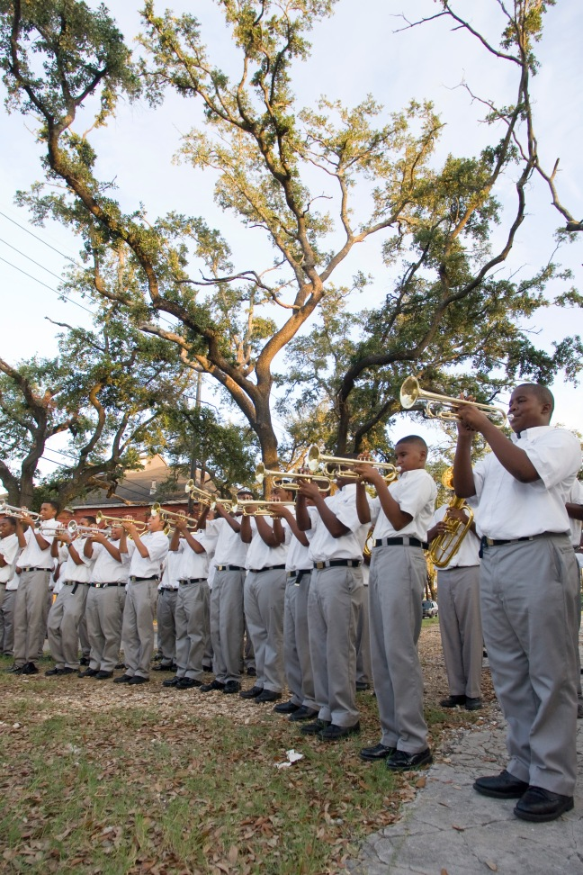 St. Augustine Marching Band
