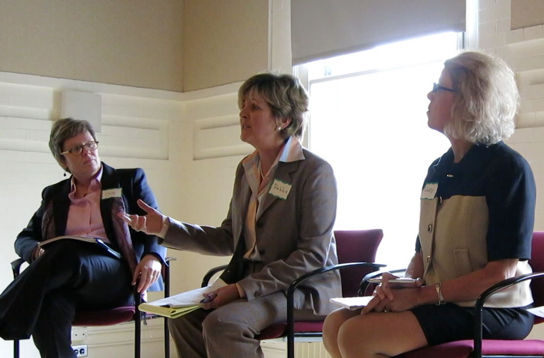 Women In Leadership Panel Discussion 2