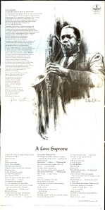 poem love supreme