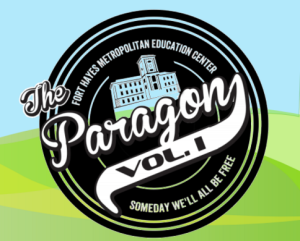 The Paragon Logo Color